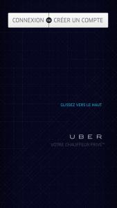 uber commander un chauffeur en un clic petit dev. Black Bedroom Furniture Sets. Home Design Ideas